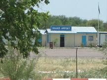 ghanzi airport