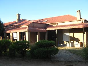 khama memorial museum red house building