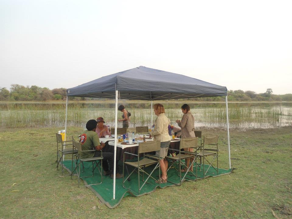 budget botswana safari, thabo maretlwaneng