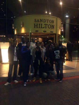 maroon safaris johannedburg tour