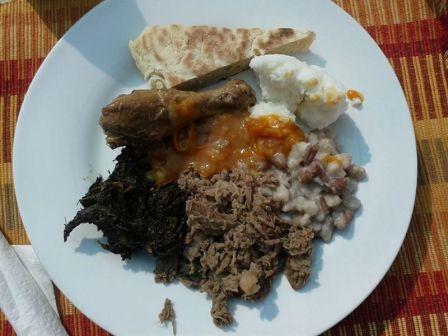 botswana food